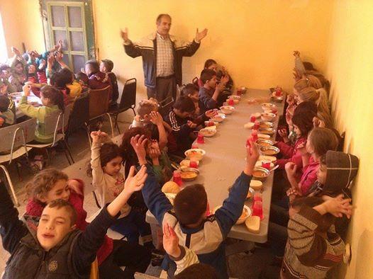 Children in Sliven Bulgaria