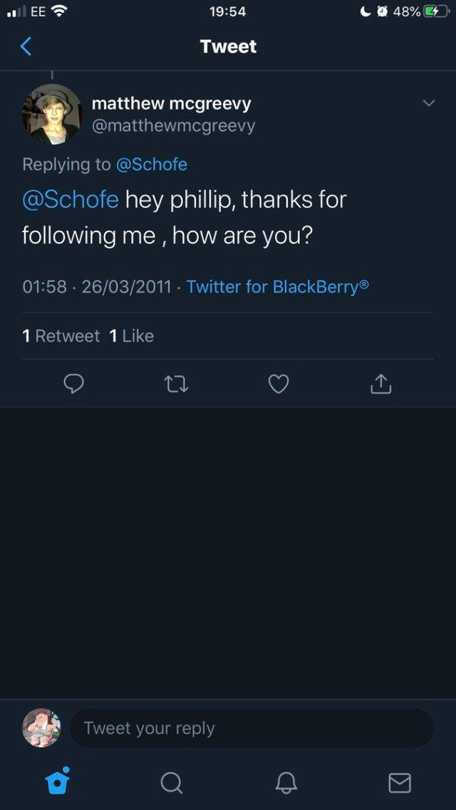 Phillip Schofield MM15